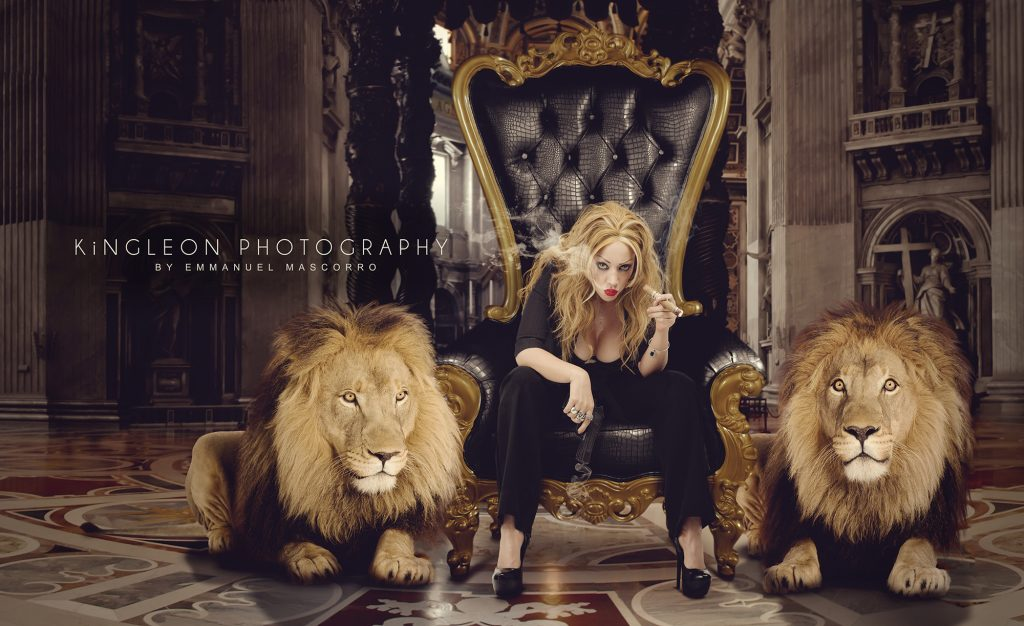 Queen of the Lions 2 copy